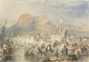 Turner_View of Corinth
